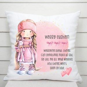 Worry Cushions